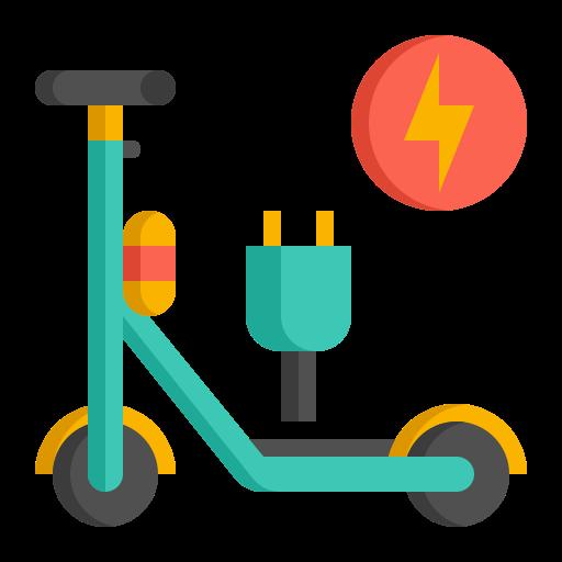 Elscooter tar dig runt på ett miljövänligt sätt